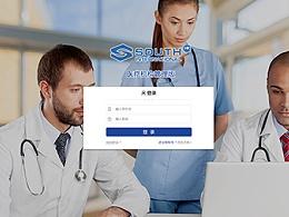 官网页面(医人知家)