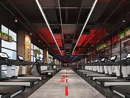 健身房装修设计