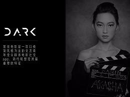 【DARK】电影App设计