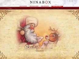 NINABOX珠宝饰品圣诞活动