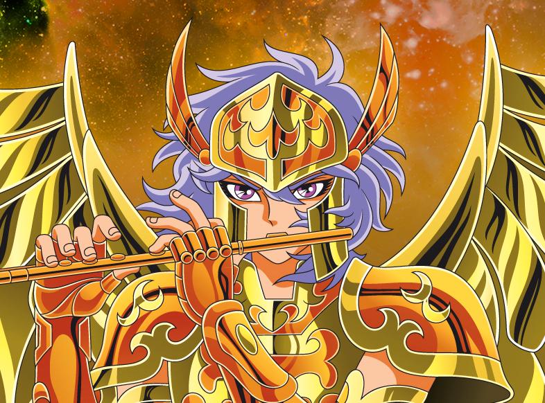 圣斗士系列-海皇篇