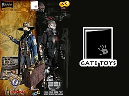 GATE TOYS —— 2017首次参与香港ACG动漫节实况