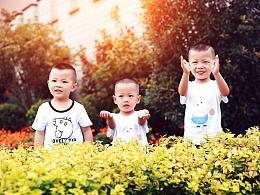 幸福就是一家人在一起