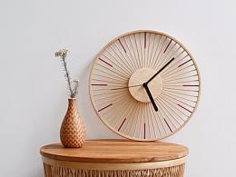 竹时挂钟|CLOCK