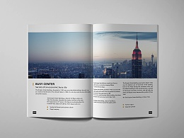 旅游宣传册