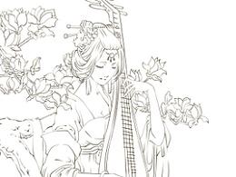 手绘-中国风/卡通动漫