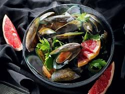 大白's酒香贻贝|尝一口太平洋海域的本鲜滋味