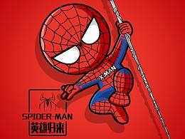 蜘蛛侠小形象