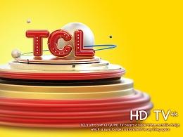 TCL海外设计团队作品集