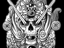 The Cranium Stockpile 伦敦联合出版画册 2014年发行