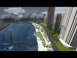 基于地域特色下的某滨水公园景观规划与设计
