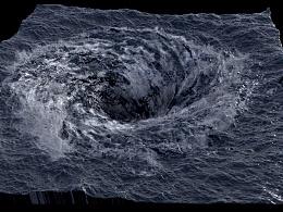 Maelstrom 海洋大漩涡 houdini特效制作