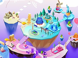 纪念碑谷-环游世界