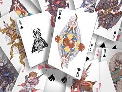 王者荣耀扑克牌