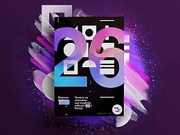 Dribbble & Behance2017年度最佳版式海报设计大神作品