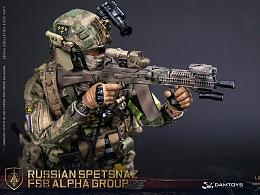 俄罗斯联邦安全局-ALPHA阿尔法小组