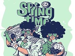 SPRING TIME(发条时间)