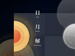 日月解丨Sun.Moon.Anatomy