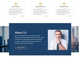 网站首页-APEC项目