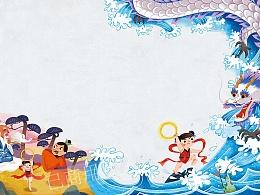 童话故事-哪吒闹海