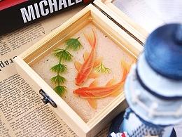 盒子里的永生鱼