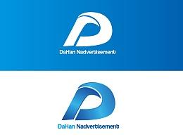 做的广告公司logo的不同表现