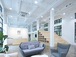 NEIWAI内外公司空间设计
