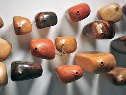 实木细口花器