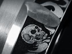 [零十原创] 金属雕刻 5月—7月总结