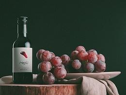 迷你葡萄酒