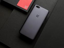 OnePlus5 一加五 月岩灰