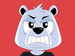 脑子脱线的四只熊熊