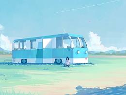 正逢夏时 去旅行吧!