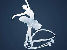 轻如羽毛  自由舞蹈