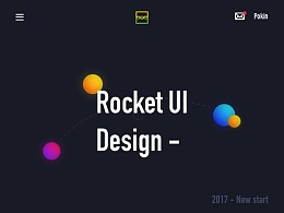 Rocket Dashboard UI