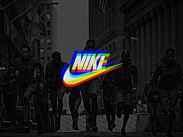 NIKE动态广告