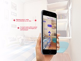 寻物AR Finder - 基于增强现实技术的概念设计