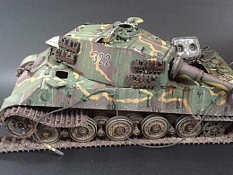 TigerⅡsd.kfz.182 German Heavy tanks