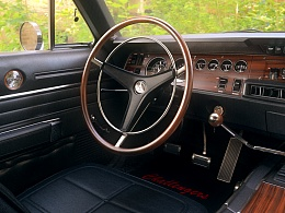 Dodge charger Interior 1969