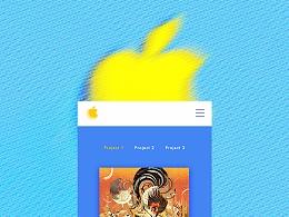信仰充值——Apple为例的网站设计