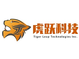 虎跃科技logo