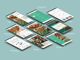 UXUI设计 | FoodyChi