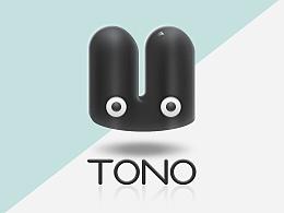 TONO(兔弄) app design