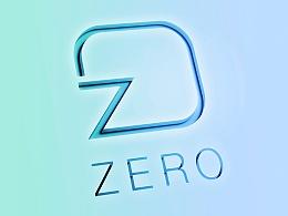 ZERO标志设计