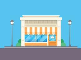 AI小教程--扁平的小商店
