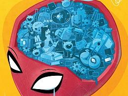 蜘蛛侠的存在主义焦虑