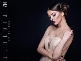 化妆造型修图