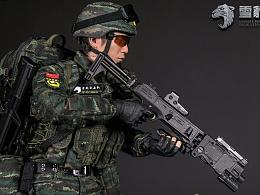 中国人民武装警察部队特警部队 雪豹突击队 - 队员