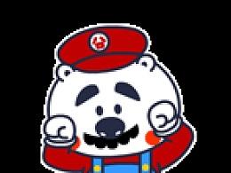 囧囧熊cos主题表情