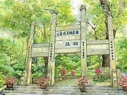 【手绘城市】镇江